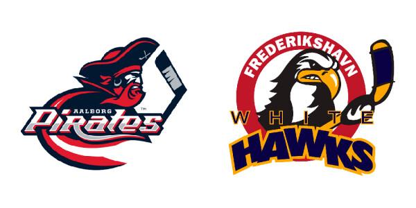 Aalborg Pirates vs. Frederikshavn White Hawks - Træningskamp