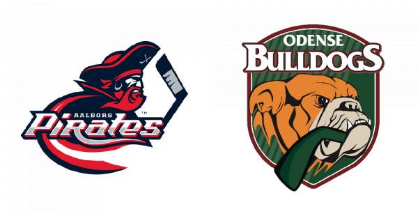 Aalborg Pirates vs. Odense Bulldogs