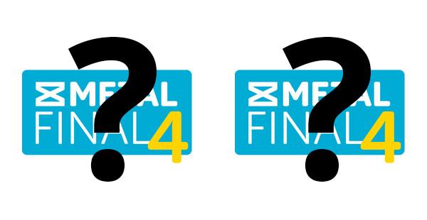 Metal Final4 - Finale