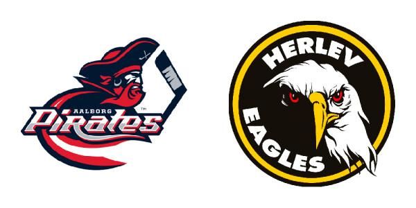 Aalborg Pirates vs. Herlev Eagles