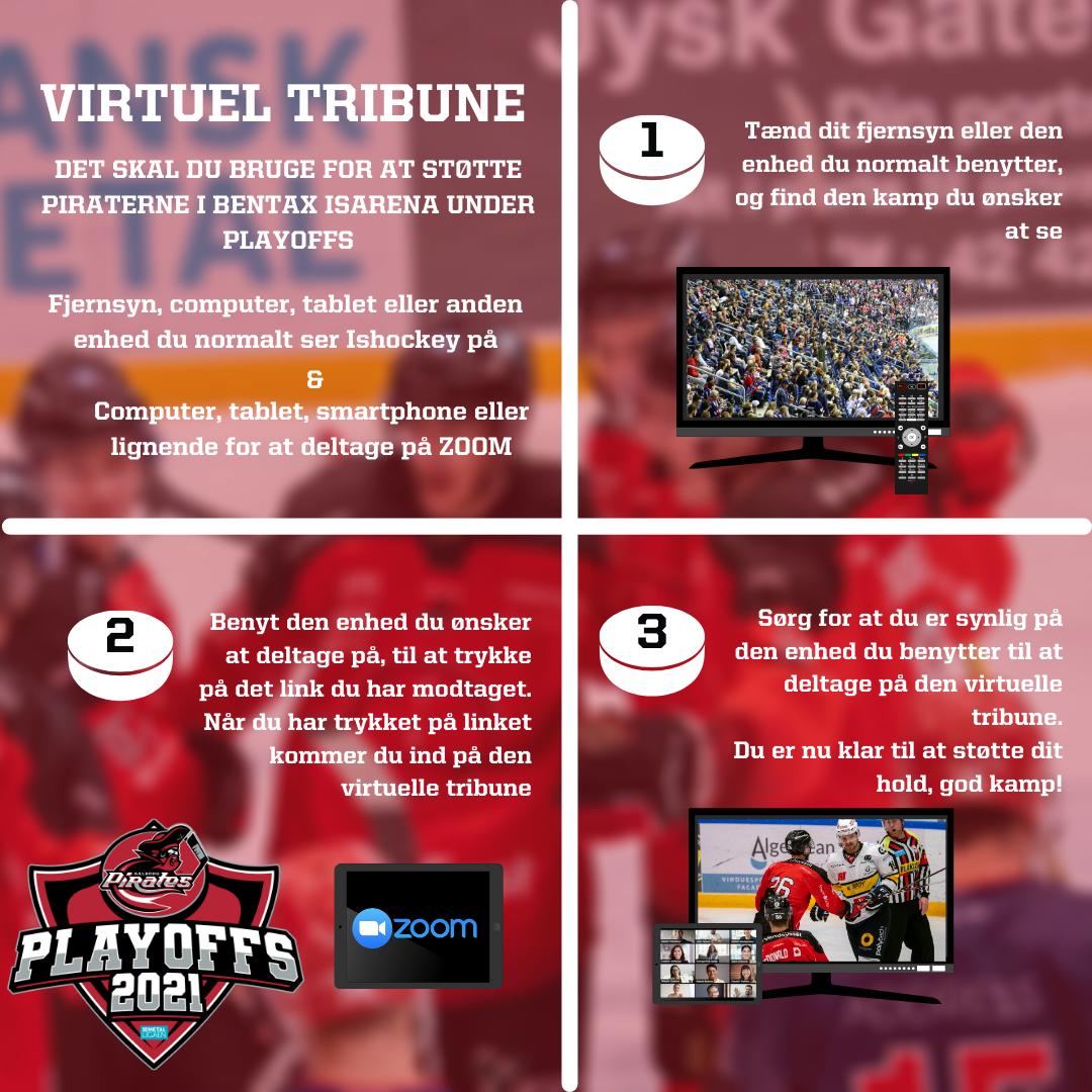 Virtuel tribune