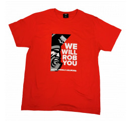 T-Shirt Final4 - We will rob you