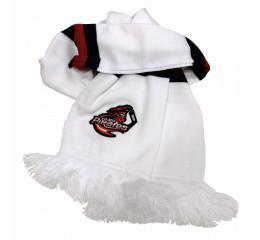 Halstørklæde (Hvid)