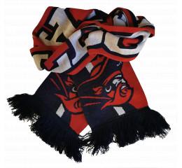 Halstørklæde (Rød)
