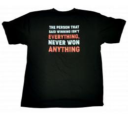 T-Shirt med citat